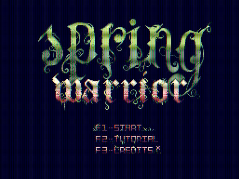 Spring Warrior 2016