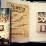 Edición física de Spring Warrior en la 49º RU de Barcelona