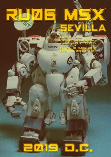 RU06 MSX Sevilla